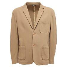 9773Q giacca uomo DANIELE ALESSANDRINI GREY giacche beige jacket men