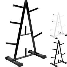MOVIT Hantelscheibenständer Scheibenständer Gewichtständer Ablage bis 250 kg