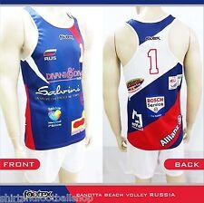 FOOTEX Canotta Beach Volley RUSSIA Made in Italy Sconti per Squadre o Società