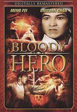 Bloody Hero -Hong Kong RARE  Kung Fu Martial Arts action movie NEW