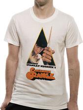 Clockwork Orange Movie Poster T-Shirt * Kubrick * * Officiel *