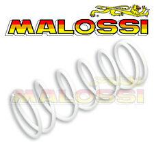 Ressort de poussée variateur MALOSSI Blanc 125 KYMCO VESPA KEEWAY HONDA SH NEUF