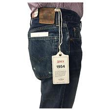 LEVI'S VINTAGE CLOTHING vaqueros de hombre 501Z 1954 50154-0072 100 % algodón