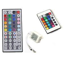 24 / 44 Tasten LED RGB Strip IR Kontroller Fernbedienung Stripe SMD Steuerung FB