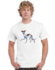 Whippet T Shirt Lurcher Greyhound Sitehound