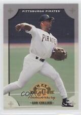 1998 Leaf #65 Lou Collier Pittsburgh Pirates Baseball Card