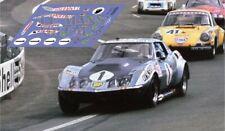 Calcas Chevrolet Corvette C3 L88 Le Mans 1971 1 1:32 1:43 1:24 1:18 decals