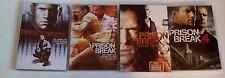 Prison Break Season 1 2 3 or 4 Region 1 Choice of Individual DVD Sets New