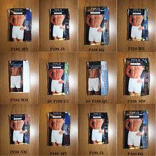 Polo Ralph Lauren,Men's Underwear,Woven Boxers,3 Pack/Pakage