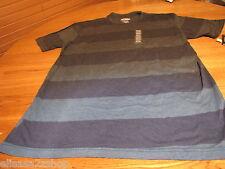Men's O'Neill  t shirt blue resist 41118711 L LG slim fit Jordy Smith collection