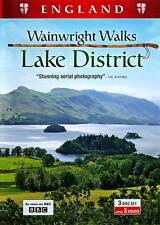 WAINWRIGHT WALKS: Lake District (Travel Britain/Julia Bradbury) DVD [B793]
