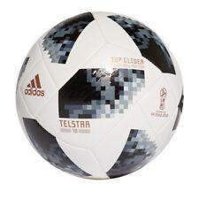 adidas Telstar 18 Top Glider WM 2018 Fußball weiß / schwarz [CE8096]
