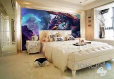 3D Dragon Fighting Wall murals wallpaper Home Decor