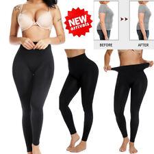 Women Empetua High Waisted Shaping Leggings Tummy Control Body Shapewear Tone US