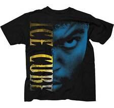 ICE CUBE - Half Face - T SHIRT S-M-L-XL-2XL Brand New Official T Shirt