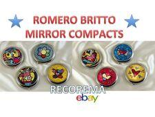 ROMERO BRITTO MIRROR COMPACTS  ** ONE PER ORDER ** NEW **