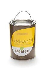 Treatex Hard Wax Huile - Transparent Gloss 009 ( 30ml, 1 Litre ou 2,5L)