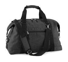 QUADRA Reisetasche Travelbag Canvas Tasche Sporttasche Weekender Sporttasche