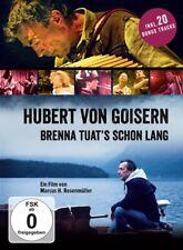 Brenna tuats schon lang - Hubert Von Goisern DVD NEW