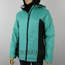 "New Womens Columbia ""Snow Trekker"" Hooded Insulated Winter Jacket Coat"