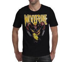 Wolverine Logan X Men Avengers-S M L XL 2XL-Unisexe T Shirt