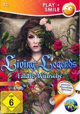 Living Legends -  Fatale Wünsche         PC           !!!!! NEU+OVP !!!!!