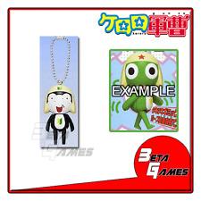 Keroro Gunso Tamama B chiki chiki Swing Mascot figure Bandai