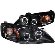 Anzo USA 121371 Projector Headlight Set w/Halo Fits 05-10 G6