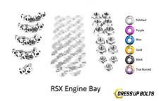 Acura RSX & RSX Type-S (2002-2006) Titanium Dress Up Bolts Engine Bay Kit