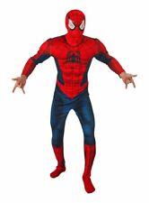 Herren Kostüm Superheld Overall Karneval Fasching FM