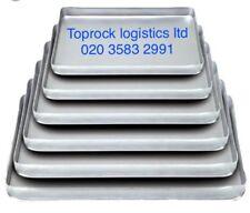 Aluminium Oven Baking Sheet Tray baklava borek- Heavy Duty