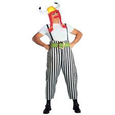 Obelix Kostüm, Gallier Herrenkostüm Asterix Comic Helden Wikinger Römer Karneval