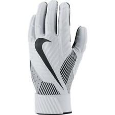 Nike Men's D‑Tack 5.0 Lineman Football Gloves GF0385-101 White $65