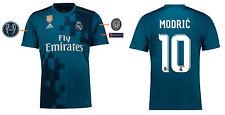 Trikot Real Madrid 2017-2018 Third UCL - Modric 10 [164-XXL] Champions League