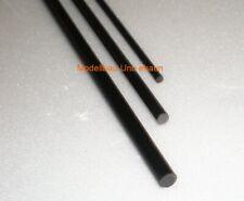 CFK Carbon Rundstab 1000 mm lang - Größen 0,8mm bis 10,0mm  Stab Kohlefaser