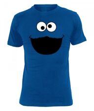 SESAMSTRASSE - Monster Krümelmonster Royal Sesame Street T-Shirt