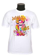 tee shirt anniversaire personnalisable chiffre et  prénom au choix réf AN01