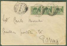 FERMO POSTA. Lettera del 20.9.1927