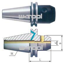 SK30 DIN69871 AD Fräserspannfutter Flächenspannfutter  Werkzeughalter Weldon