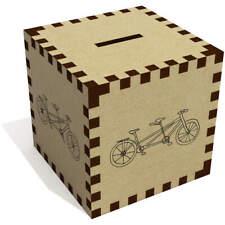 'Tandem Bicycle' Money Boxes / Piggy Banks (vMB0022037)