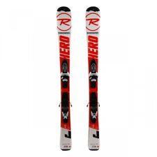 Ski occasion junior Rossignol Hero J + fixations