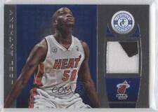 2013-14 Totally Certified Memorabilia Blue Prime 71 Joel Anthony Miami Heat Card