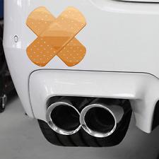Double Plaster Car Bike Van Bumper Vinyl Sticker Covers Dents Scratches Repair