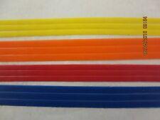 Wachsornament, Wachskunst, Flachstreifen, 4 mm, verschiedene Farben