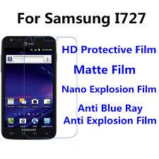 3pcs For Samsung I727 Anti Scratch Matte,High Clear Screen Protector