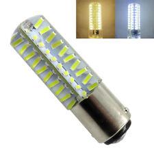 BA15D B15 220V 80 4014SMD LED Light Bulb Best Fit Singer White FW 221k7/Black FW