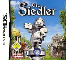 Die Siedler The Settlers Nintendo DS Spiel
