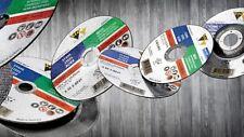 Disque a tronconner plat Acier/Inox 125x1.0 alesage 22.23mm SIA-ABRASIVES