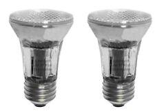 2-Bulbs PAR16 LED Bulb Bright Flood Light E26/E27 Blue Red Green Indoor/Outdoor
