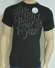 O'Neill Surf Company 1954 Mens Black 100% Organic Cotton T-Shirt New NWT